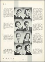 1955 Fair Lawn High School Yearbook Page 32 & 33