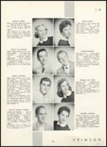 1955 Fair Lawn High School Yearbook Page 38 & 39