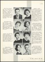 1955 Fair Lawn High School Yearbook Page 48 & 49