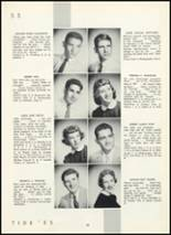 1955 Fair Lawn High School Yearbook Page 50 & 51
