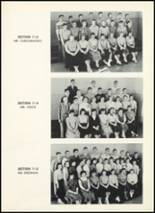 1955 Fair Lawn High School Yearbook Page 64 & 65
