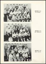1955 Fair Lawn High School Yearbook Page 66 & 67