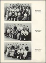 1955 Fair Lawn High School Yearbook Page 70 & 71