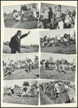 1955 Fair Lawn High School Yearbook Page 72 & 73
