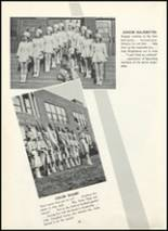 1955 Fair Lawn High School Yearbook Page 84 & 85