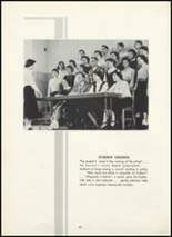 1955 Fair Lawn High School Yearbook Page 88 & 89