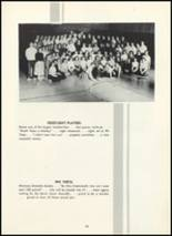1955 Fair Lawn High School Yearbook Page 90 & 91