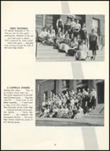 1955 Fair Lawn High School Yearbook Page 92 & 93