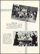 1955 Fair Lawn High School Yearbook Page 94 & 95