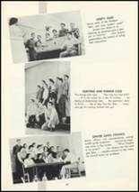 1955 Fair Lawn High School Yearbook Page 102 & 103