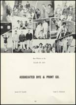 1955 Fair Lawn High School Yearbook Page 108 & 109
