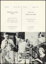 1955 Fair Lawn High School Yearbook Page 110 & 111