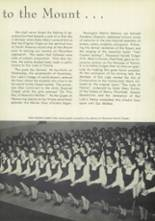 1949 Mt. St. Mary Academy Yearbook Page 18 & 19
