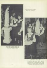 1949 Mt. St. Mary Academy Yearbook Page 22 & 23