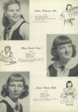 1949 Mt. St. Mary Academy Yearbook Page 26 & 27