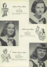 1949 Mt. St. Mary Academy Yearbook Page 28 & 29