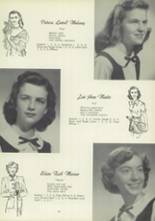 1949 Mt. St. Mary Academy Yearbook Page 32 & 33