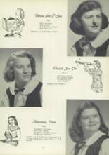 1949 Mt. St. Mary Academy Yearbook Page 34 & 35