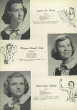 1949 Mt. St. Mary Academy Yearbook Page 36 & 37