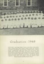 1949 Mt. St. Mary Academy Yearbook Page 40 & 41