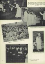 1949 Mt. St. Mary Academy Yearbook Page 42 & 43