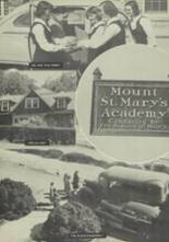 1949 Mt. St. Mary Academy Yearbook Page 52 & 53