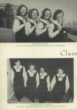 1949 Mt. St. Mary Academy Yearbook Page 56 & 57