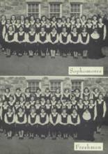 1949 Mt. St. Mary Academy Yearbook Page 58 & 59