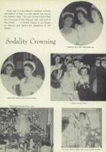 1949 Mt. St. Mary Academy Yearbook Page 94 & 95