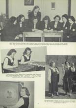 1949 Mt. St. Mary Academy Yearbook Page 98 & 99