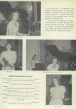 1949 Mt. St. Mary Academy Yearbook Page 102 & 103