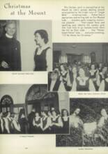 1949 Mt. St. Mary Academy Yearbook Page 112 & 113
