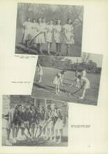 1949 Mt. St. Mary Academy Yearbook Page 120 & 121