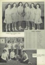 1949 Mt. St. Mary Academy Yearbook Page 122 & 123