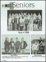 2005 Eula High School Yearbook Page 16 & 17