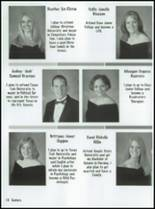 2005 Eula High School Yearbook Page 20 & 21