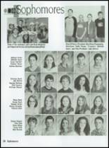 2005 Eula High School Yearbook Page 30 & 31