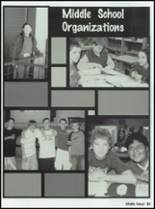 2005 Eula High School Yearbook Page 92 & 93