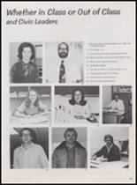 1979 Pawhuska High School Yearbook Page 32 & 33