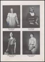 1979 Pawhuska High School Yearbook Page 42 & 43