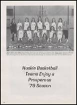 1979 Pawhuska High School Yearbook Page 58 & 59