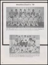 1979 Pawhuska High School Yearbook Page 64 & 65