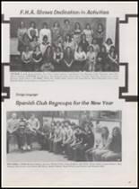 1979 Pawhuska High School Yearbook Page 70 & 71