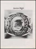 1979 Pawhuska High School Yearbook Page 106 & 107