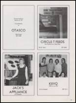 1979 Pawhuska High School Yearbook Page 124 & 125