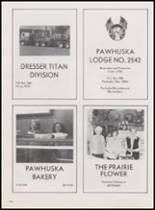 1979 Pawhuska High School Yearbook Page 130 & 131