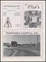 1979 Pawhuska High School Yearbook Page 134 & 135