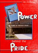 1985 Yearbook Pinellas Park High School