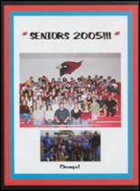 2005 Collinsville High School Yearbook Page 16 & 17