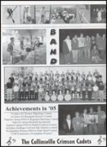 2005 Collinsville High School Yearbook Page 50 & 51